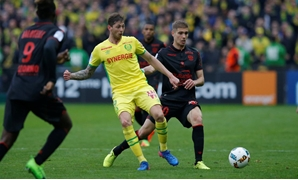 Football Soccer - FC Nantes v OGC Nice - France Ligue 1 - La Beaujoire Stadium, Nantes, France - 18/03/2017 - Nantes' Emiliano Sala in action.