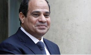 FILE - President Abdel Fatah Al-Sisi- press photo