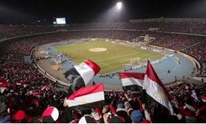 FILE - Cairo International Stadium during AFCON 2006