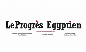 Le Progrès Egyptien - Facebook.