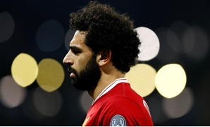 Etihad Stadium, Manchester, Britain - April 10, 2018 Liverpool's Mohamed Salah Action Images via Reuters/Jason Cairnduff