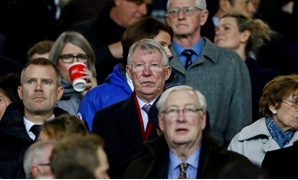 FILE PHOTO: Soccer Football - Champions League Round of 16 First Leg - Manchester United v Paris St Germain - Old Trafford, Manchester, Britain - February 12, 2019 Sir Alex Ferguson in the stands before the match Action Images via Reuters/Jason Cairnduff/