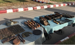 The army seizes 2,770 illegal immigrants, 1800 kg of hemp, two rifles, 29 shotguns, and 5000 bullets – Press photo