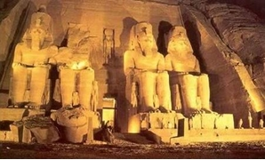 Temples of Ramses II at Abu Simbel, Aswan
