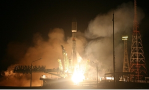 File- Egypt launched, Thursday, EgyptSat-A spacecraft from Kazakhstan's 'Baikonur Cosmodrome' space port.