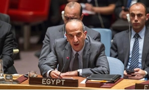 FILE – Egyptian ambassador to Ethiopia Osama Abdel Khaleq – Courtesy of Osama Abdel Khaleq