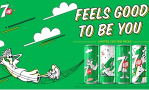 FIDO DIDO is the star of new international 7up campaign