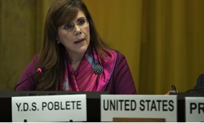 Assistant Secretary of State Yleem Poblete, the administration's top arms-control official. (Photo: State Dep't)