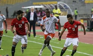 Egypt vs Niger - FILE