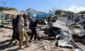 At least 10 killed by car bomb in Mogadishu claimed by Somalia's al Shabaab - REUTERS