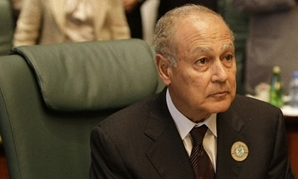 Secretary General of the League of Arab States Ahmed Aboul Gheit – AFP