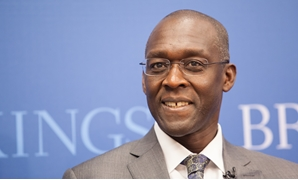 Makhtar Diop, the World Bank's vice president for Infrastructure - Photo courtesy of WB's VP Diop