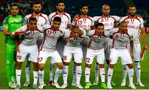 Tunisia national soccer team players pose for a photograph before the start of their Group B soccer match against the Democratic Republic of Congo in the African Cup of Nations in Bata January 26, 2015 - REUTERS/Amr Abdallah Dalsh/File Photo