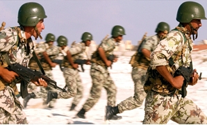 Army Forces in Sinai-Creative Commons Via Wikimedia