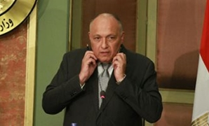 FILE: Foreign Minister Sameh Shoukry