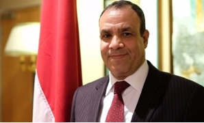 FILE - Egyptian Ambassador in Germany Dr. Badr Abdelatti
