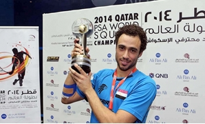 File- Ramy Ashour, Photo courtesy of PSA