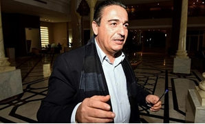 Tunisian businessman Chafik Jarraya, pictured in 2015, has had his assets frozen by Tunisian authorities - ِAFP