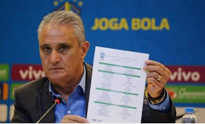 Soccer Football - Copa America 2019 Brazilian team announced - Rio de Janeiro, Brazil - May 17, 2019 Brazil coach Tite names his squad for the upcoming Copa America in Brazil REUTERS/Sergio Moraes