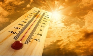File: scorching heat wave