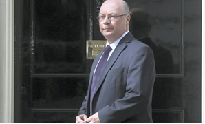 Alistair Burt was rumoured to be poised for a return to the Foreign Office. Reuters/Neil Hall