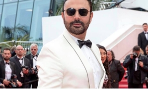 FILE - Mohamed Kareem in Cannes Int. Film Festival