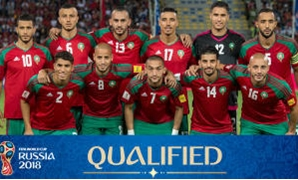 Morocco national team – Courtesy of FIFA website