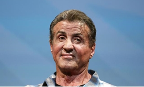 72nd Cannes Film Festival - Masterclass Sylvester Stallone - Cannes, France, May 24, 2019. Sylvester Stallone reacts. REUTERS/Eric Gaillard.