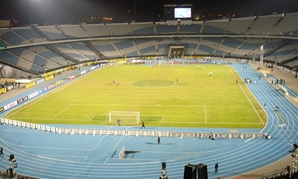 Cairo stadium - FILE