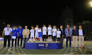 Visa Kicks Off the Player Escort Program for the 2019 Total Africa Cup of Nations  - Press Photo