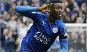 Leicester City's Wilfred Ndidi, Reuters