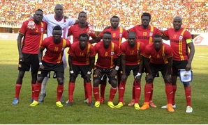 File- Uganda national team