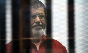 FILE - Mohamed Morsi