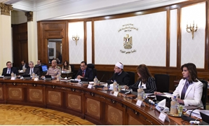 Egypt's Cabinet/ Egypt Today- Soliman al-Atify