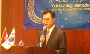 File- South Korean Ambassador to Egypt Yoon Yeocheol