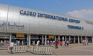 FILE - Cairo International Airport