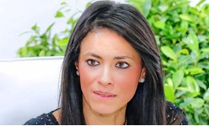 FILE - Minister of Tourism Rania al-Mashat