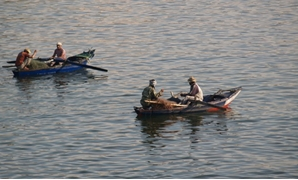 Fishermen - Creative Common via Wikimedia Common