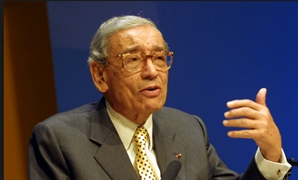 Boutros Ghali - photo courtesy of the Foundation's Official Facebook page