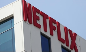 FILE PHOTO: The Netflix logo is seen on their office in Hollywood, Los Angeles, California, U.S. July 16, 2018. REUTERS/Lucy Nicholson/File Photo.