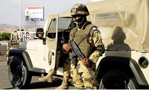 A total of 450 extremists killed since Egypt Sinai offensive