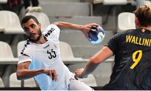 Egypt's youth handball team - FILE