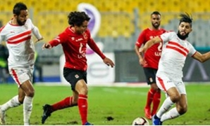 Al Ahly vs Zamalek - FILE