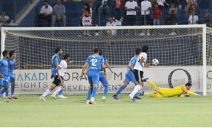 Zamalek vs El Gouna  -  FILE