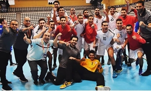 Handball Egyptian national team - FILE