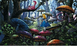 Alice in Wonderland - thecollectionshop
