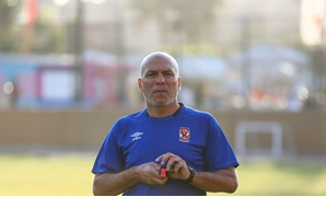 File- Al Ahly caretaker manager, Mohamed Youssef