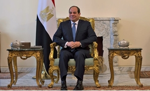 FILE PHOTO: Egyptian President Abdel Fattah al-Sisi is pictured during his meeting with the U.S. Secretary of State Mike Pompeo in Cairo, Egypt, January 10, 2019. Andrew Caballero-Reynolds/Pool via REUTERS
