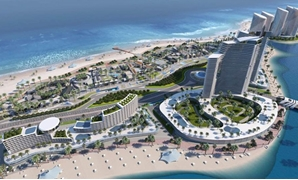 FILE - New Alamein City plan