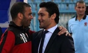 Ahmed Hassan and Emad Metaeb - FILE
